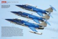 Amazing F-104 Airshow - Incredible Adventures