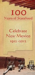 Table of Contents - Bernalillo County