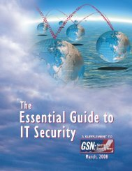 IT Security - Government Security News