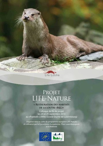 Lutra lutra - LIFE-Loutre