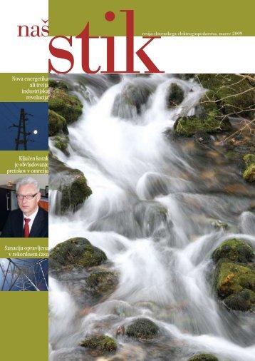 Nova energetika ali tretja industrijska revolucija Sanacija ... - dLib.si