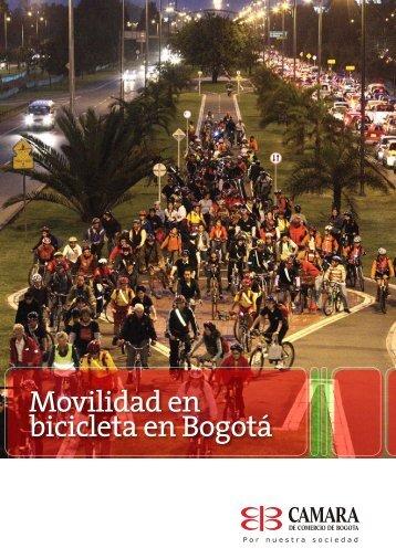 Movilidad en bicicleta en Bogotá - Clean Air Institute