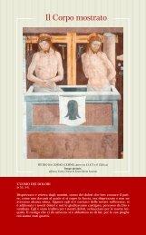 Il Corpo mostrato - Scheda - (127 Kb) PDF - Diocesi di Brescia
