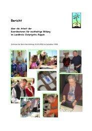 Bericht - Koordinatoren für nachhaltige Bildung