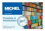 Preisliste & Mediadaten 2011