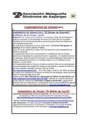 """CAMPAMENTOS DE VERANO 2013. Campamento de Verano """"El ..."""