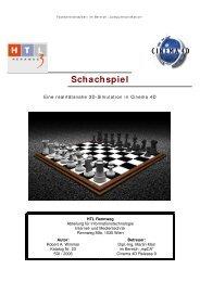 Fachbereichsarbeit: Schachspiel - eine realit ... - Robert Wimmer