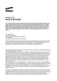 Pech & Schwefel - die film gmbh