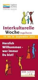 Ideensammlung Interkulturelle