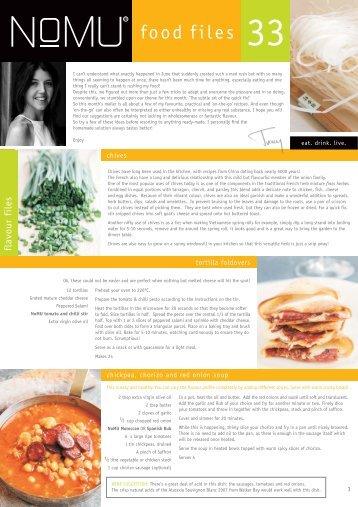 NoMU Recipe Mailer_Vol33_July08, July [564 KB]