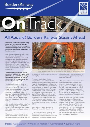 On Track - Transport Scotland