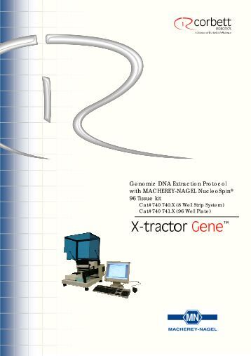 dna extraction from blood protocol pdf