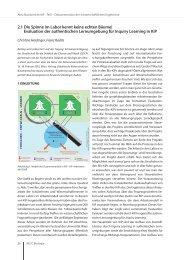 unveröff. Bericht - AECC-Bio - Universität Wien