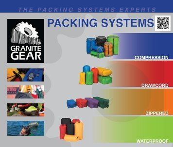 The Packing SySTemS exPerTS - Osmosis Outdoor Sport Marketing ...