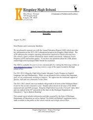 KHS Final 2011-2012 AER.pdf - Kingsley Area Schools