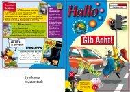 HALLO - Gib acht - Time4Teen