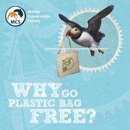 Why go plastic bag free - Marine Conservation Society