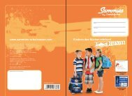 Sortiment 2010/2011 - Sammies Schulranzen