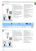 Produktübersicht Lampen, Vorschaltgeräte und Leuchten - Elevite - Page 7
