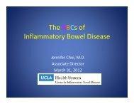 The ABCs of Inflammatory Bowel Disease