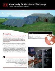 Case Study: Florida Solar Energy Center - OutBack Power Systems
