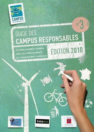 Guide des Campus Responsables 2010