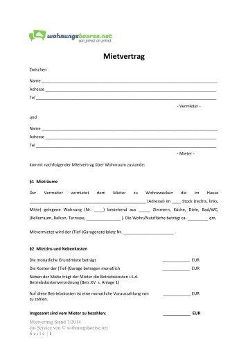 Wohnungsboersenet Magazine