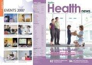 COPORA TE SCENE - Raffles Medical Group