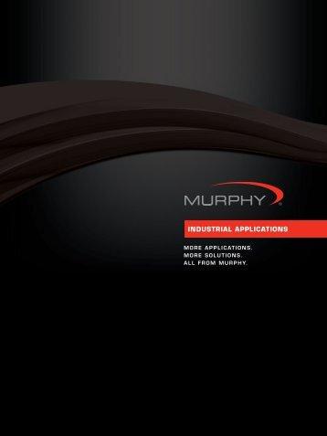 INDUSTRIAL APPLICATIONS - Murphy