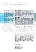 Diabetes-Rehabilitationsprogramm und DIAfit-Gruppenleiter - Seite 2