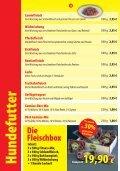 Frischfleisch für Hunde und Katzen - Emsland, Grafschaft Bentheim ... - Seite 4