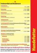 Frischfleisch für Hunde und Katzen - Emsland, Grafschaft Bentheim ... - Seite 7