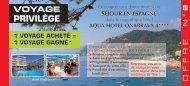 PRIVILÈGE - Verdié Voyages