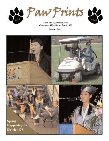 Paw Prints Summer 09 web version.qxd - Community High School ...