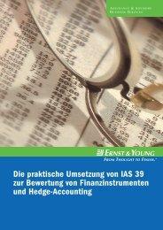 Die praktische Umsetzung von IAS 39 zur Bewertung von ... - Schweiz