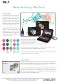 Marker Rendering - Letraset - Page 3