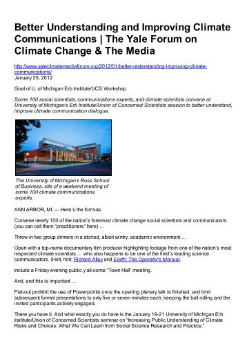 Ward_Better Understanding and Improving ... - Climate Access