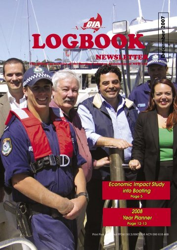 December 2007 - Boating Industry Association of NSW