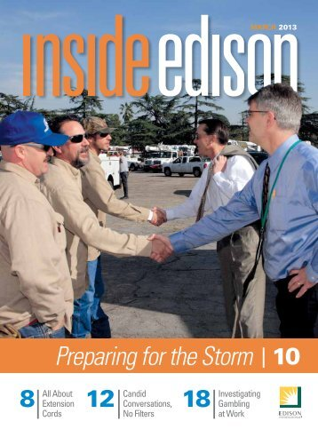 Preparing for the Storm 10 - Inside Edison - Edison International