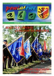 Powiatowe ABC - czerwiec 2011 - Powiat Radziejowski