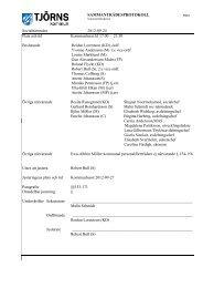 socialnämndens sammanträdesprotokoll 2012-09-24 - Tjörns kommun