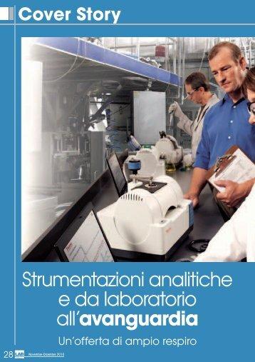 Strumentazioni analitiche e da laboratorio all ... - Promedianet.it