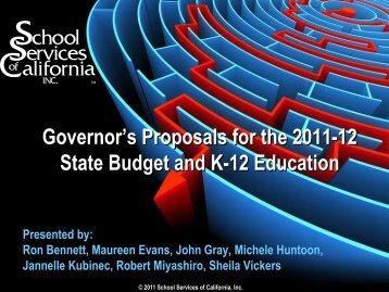 SSC Govenor's Budget Workshop - January 2011.pdf