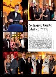 Marken Gala 2011 - TOP Magazin Frankfurt