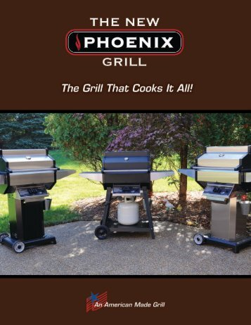 The New Phoenix Grill is more than a