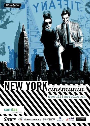 New York Cinemania - Filmstelle