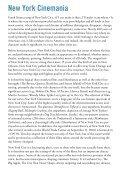 New York Cinemania - Filmstelle - Seite 4