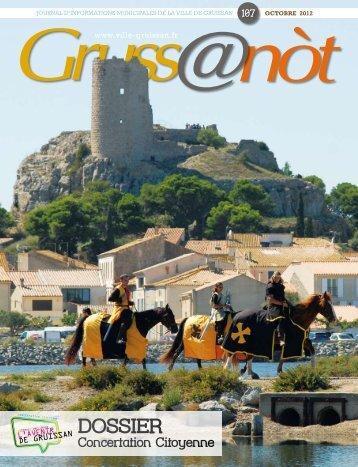 Lo Grussanot 107 octobre (...) PDF - 2.9 Mo - Gruissan
