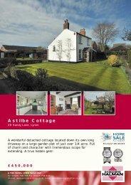 Astilbe Cottage