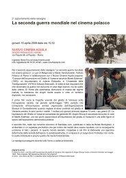 Comunicato stampa seconda guerra mondiale (PDF ... - Girodivite